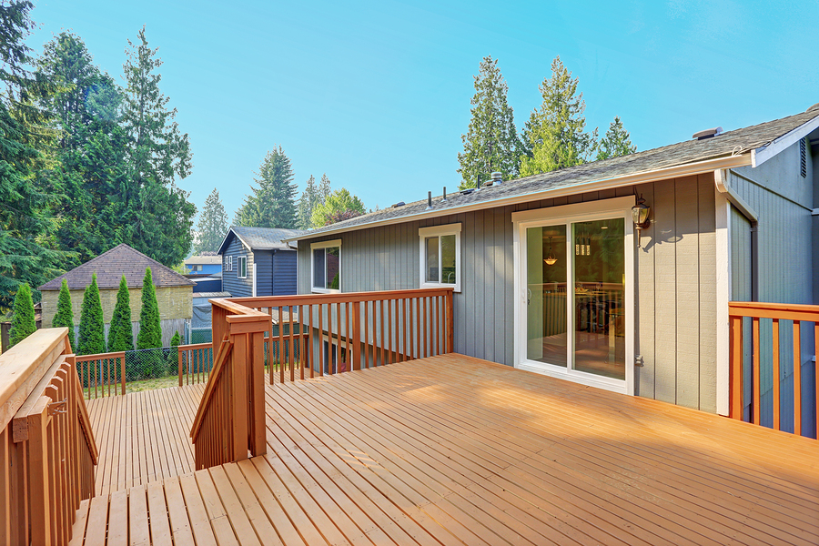 Our deck builder helps you get the most out of your backyard